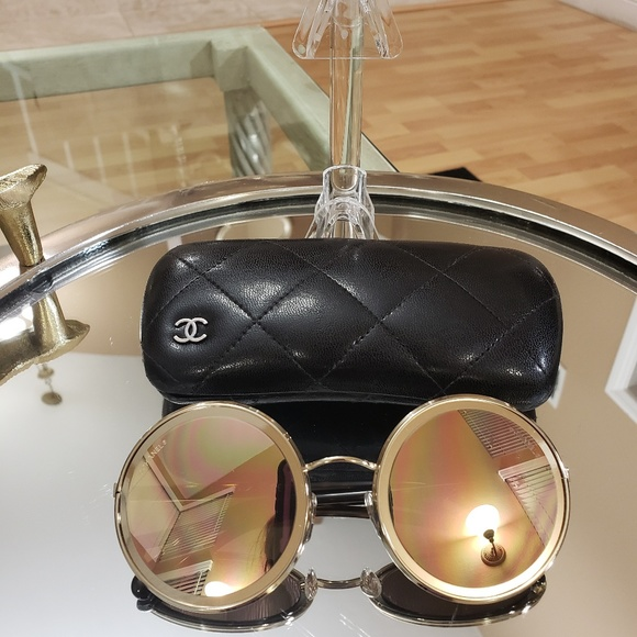 9a2dcbd5f3a6 New Authentic Chanel Sunglasses